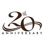 Cupa Cabana 20th Anniversary Logo