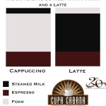 What is the Difference between a Cappuccino and a Latte?