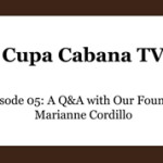Cupa Cabana TV Q&A WIth MArianne Cordillo