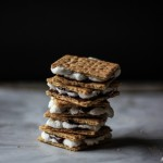 Chai Spiced Chocolate S'mores