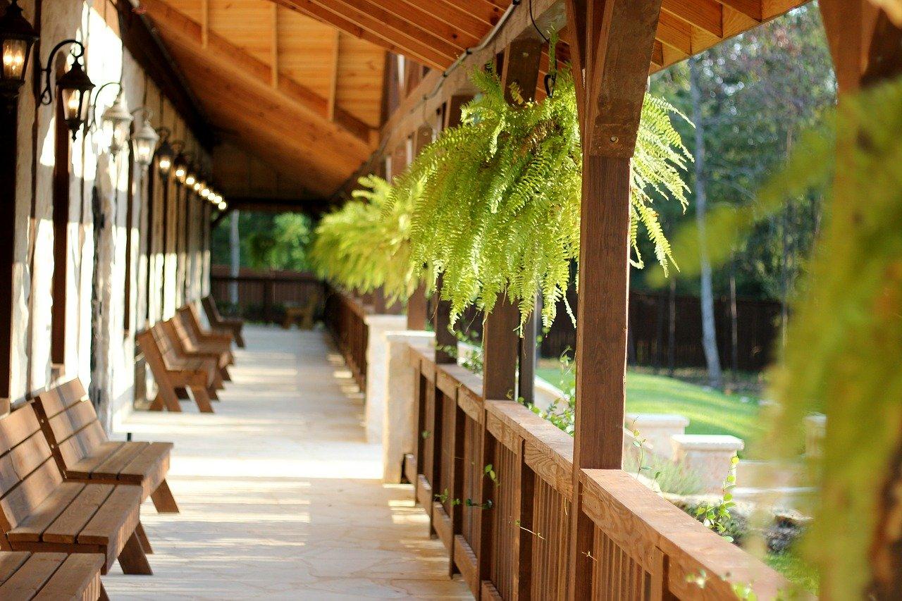 Wedding Porch