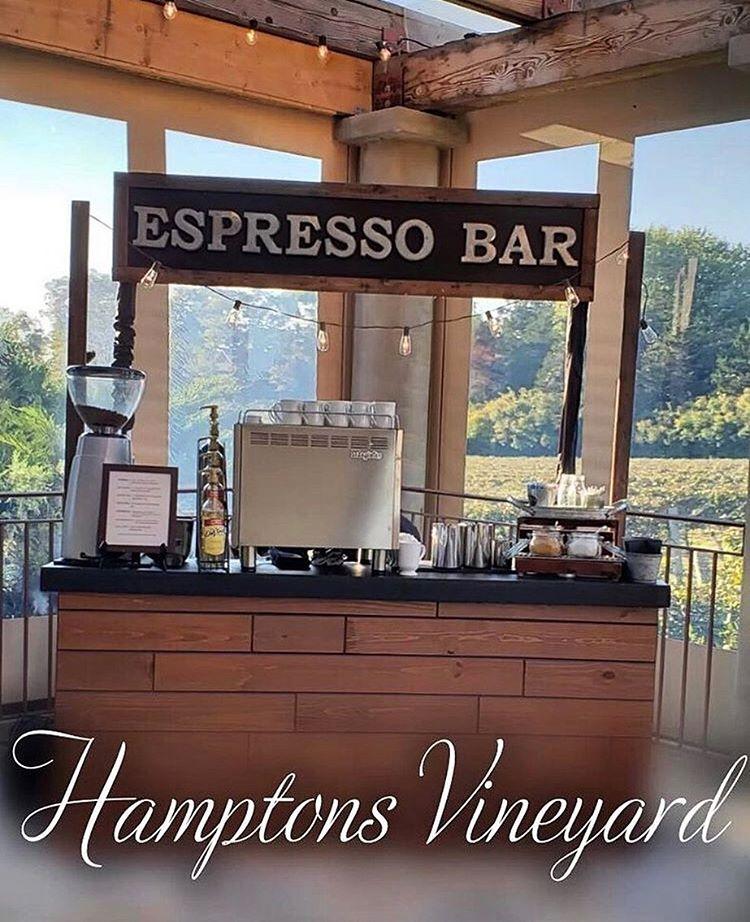 Mobile Espresso Bar by Cupa Cubana