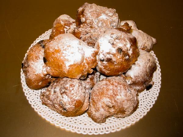 Olykoeks; The Original Doughnut