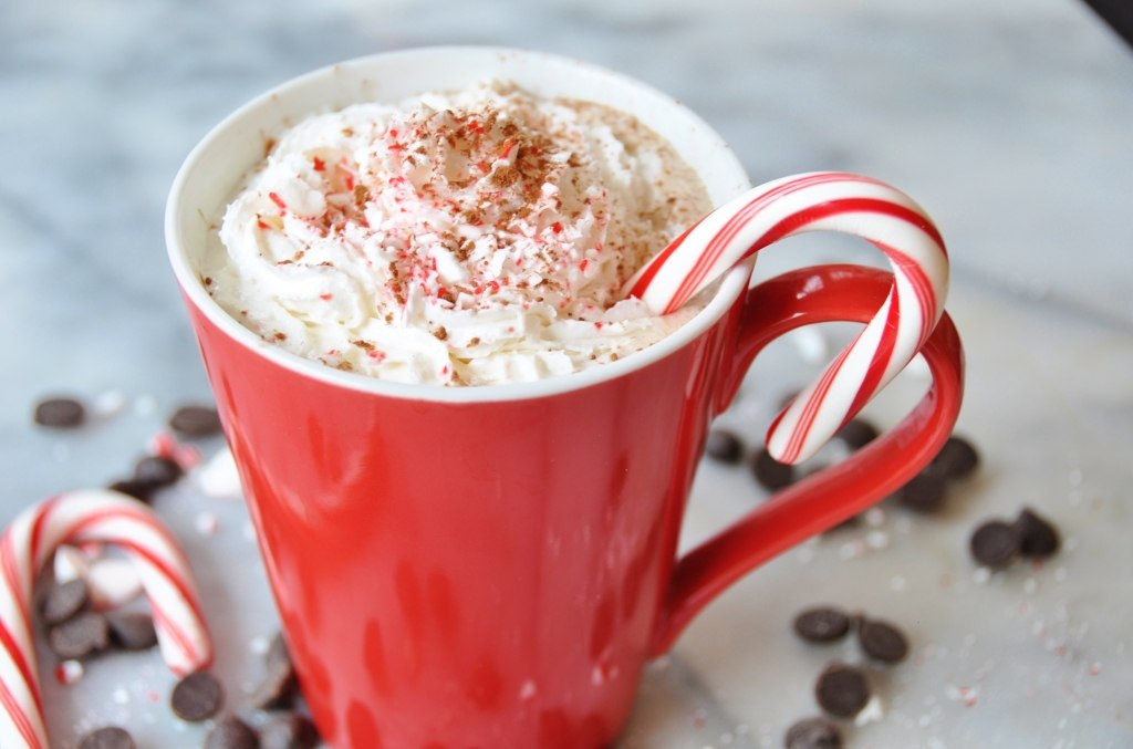 Our Winter Coffee Specialty Recipe: Peppermint Mocha