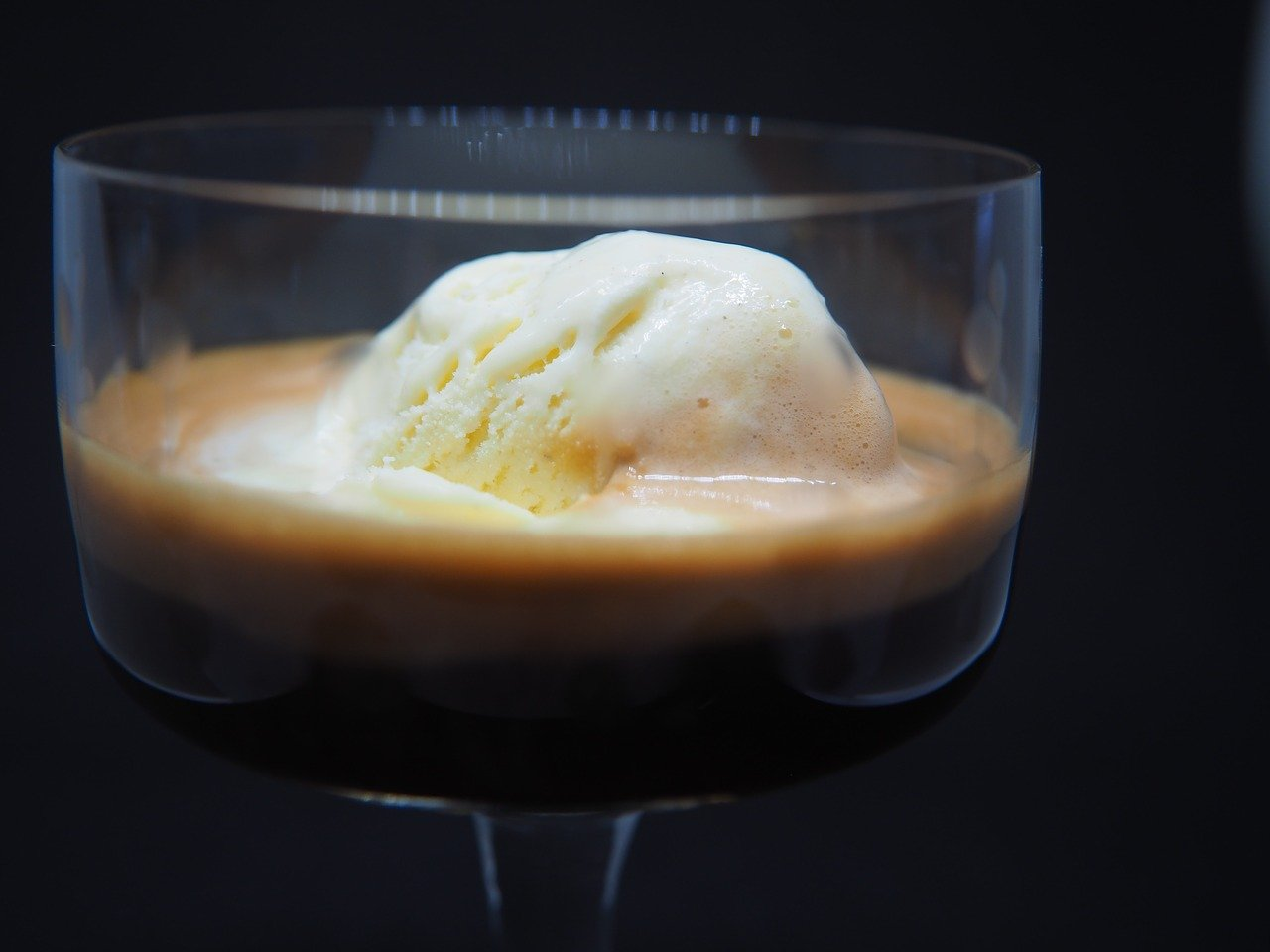 Treat Yourself to a Frosty Affogato