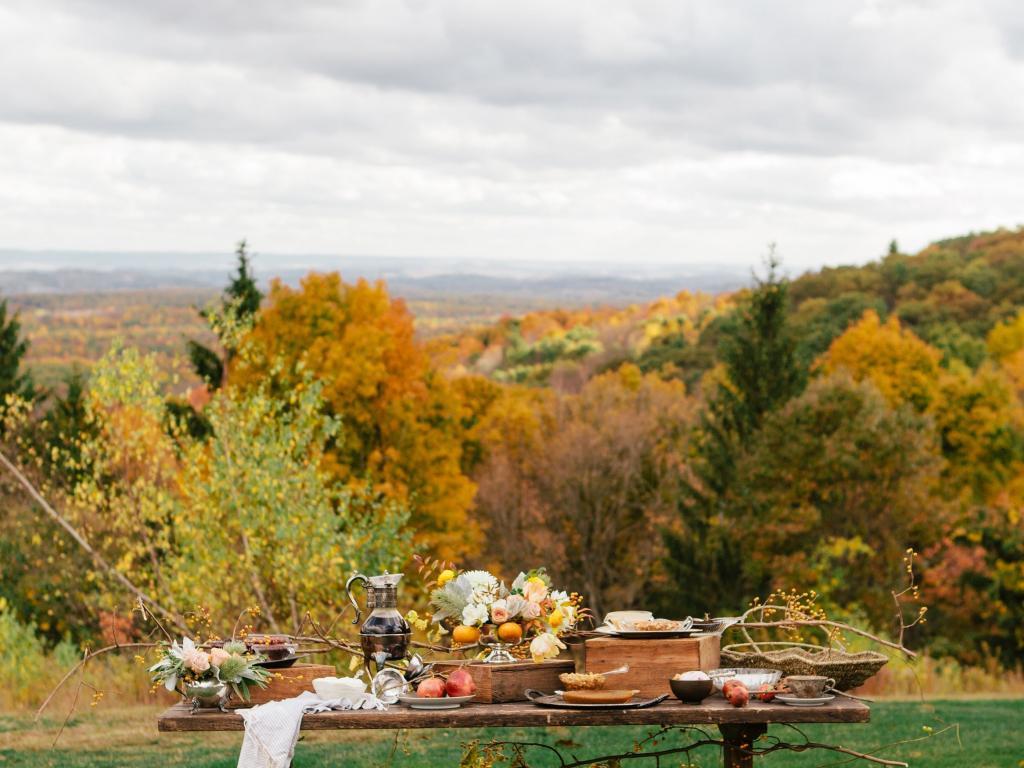 East Coast Wedding Venues for Prime Fall Foliage
