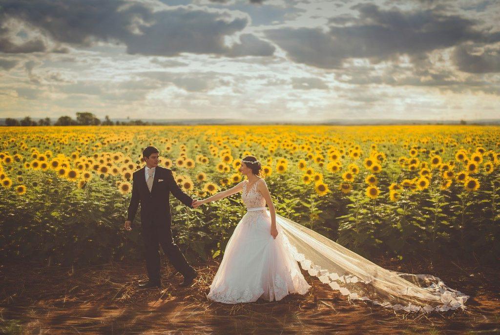 Autumn Weddings Trends in 2021