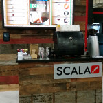 Scala Connected Cafe staffed by Cupa Cabana at NYC Trade Show
