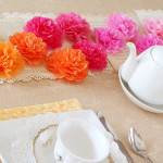 Mother's Day Tea Party, Decor Ideas